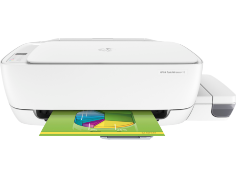 HP Ink Tank Wireless 416 series
