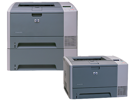 HP LaserJet 2400 Printer series