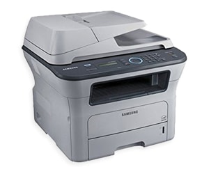 Samsung SCX-4824 Laser Multifunction Printer series