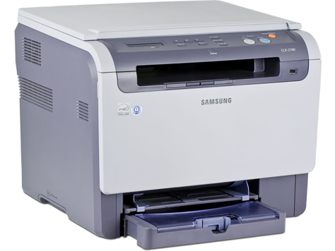 Samsung CLX-2160 Color Laser Multifunction Printer series