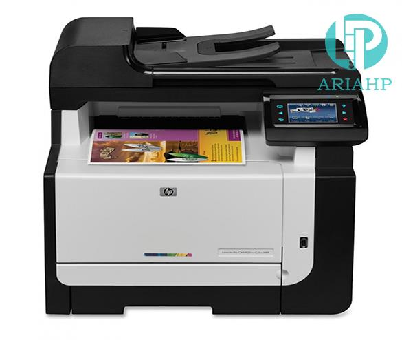 HP LaserJet Pro CM1415 Color Multifunction Printer series