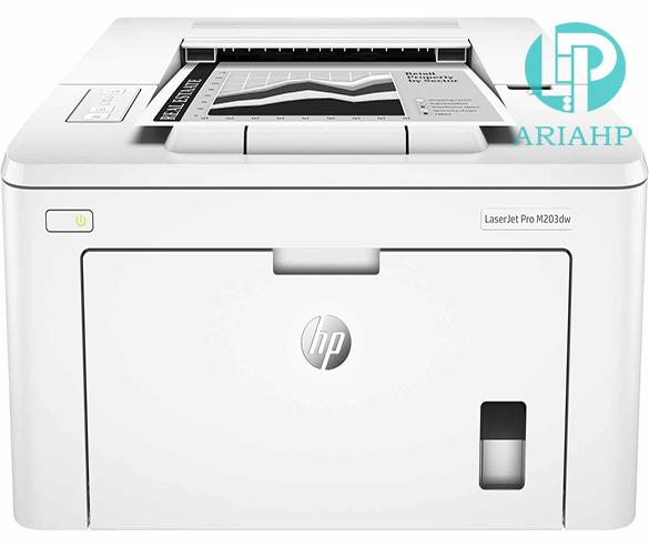 HP LaserJet Pro M203 Printer series
