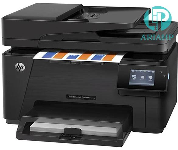 HP LaserJet Pro 200 color MFP M276 series