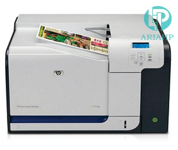 HP Color LaserJet CP3525 Printer series