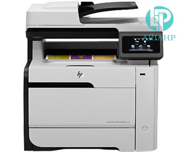 HP LaserJet Pro 300 color MFP M375 series