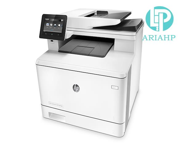 HP Color LaserJet Pro MFP M477 series