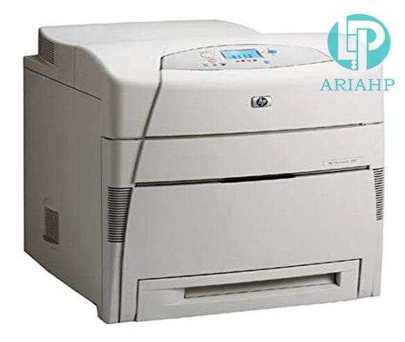 HP Color LaserJet 5500 Printer series