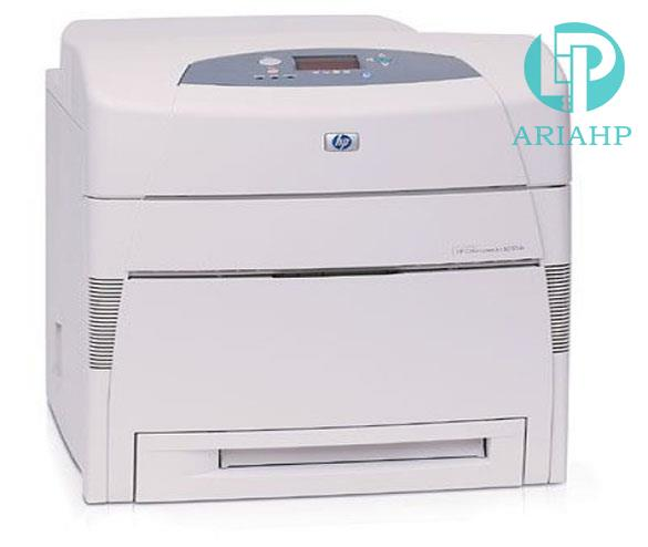 HP Color LaserJet 5550dn Printer series