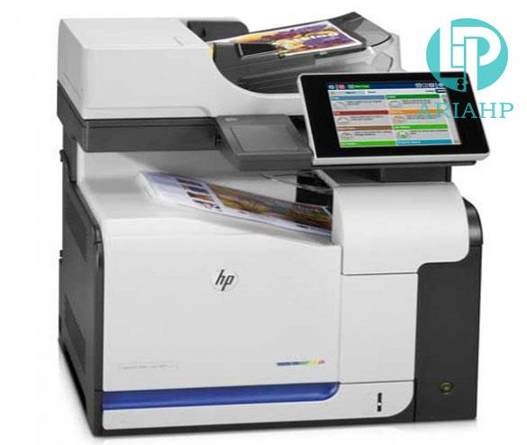 HP LaserJet Enterprise 500 color MFP M575 series