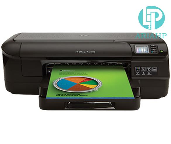 HP Officejet Pro 8100 ePrinter series