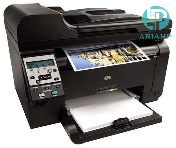 HP LaserJet Pro 100 color MFP M175 series