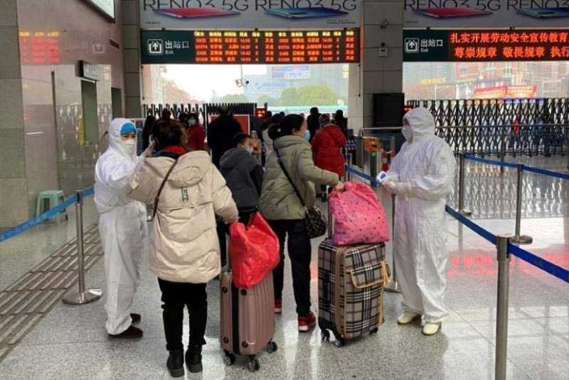 پکن قوانین قرنطینه جدیدی را برای مقابله با شیوع ویروس کرونا وضع کرد