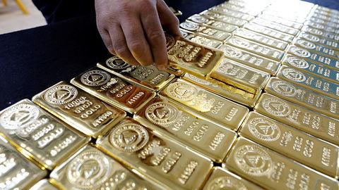 قیمت طلا به بالاترین رقم طی ۲ هفته گذشته رسید