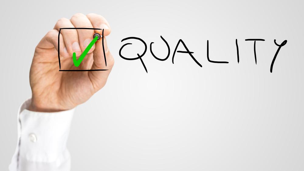 واحد کنترل کیفیت شرکت آریا اچ پی (QC)